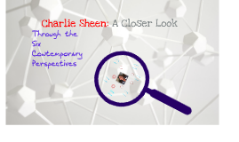 Psychological Analysis of Charlie Sheen Using the Six Contemporary Perspectives