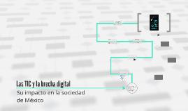 Las TIC y la brecha digital