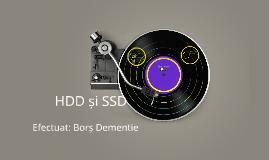 HDD si SSD