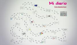 Diario material lúdico-motor