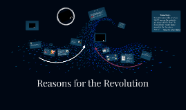 4.23 Reasons for the Revolution