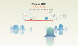 Zara vs H&M