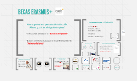 BECA ERASMUS+
