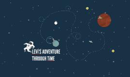 LEVi'S ADVENTURE THROUGH TiME
