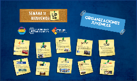 Semana de Bienvenida UP - Organizaciones Juveniles