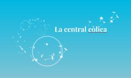 La central eòlica