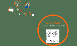 Review and Density of Solids