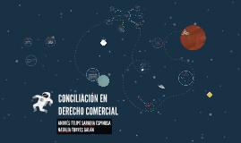 CONCILIACIÓN EN DERECHO COMERCIAL