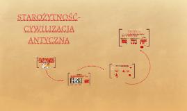 Copy of CYWILIZACJA ANTYCZNA