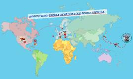 FERMI- PROGETTO MANHATTAN- BOMBA ATOMICA MD