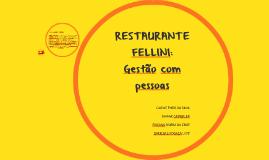 RESTAURANTE FELLINI: