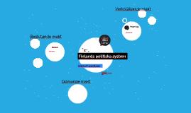 Finlands politiska system