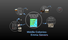 Middle Colonies-