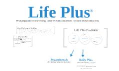 Life Plus - Produkt
