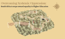 Overcoming Systemic Oppression: