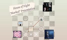 "House of Night ""Marked"" Presentation"