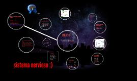 sistema nervioso :)