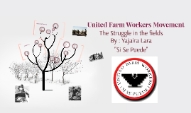 United Farm Workers Movement