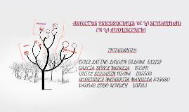 Copy of ASPECTOS PSICOSOCIALES DE LA SEXUALIDAD