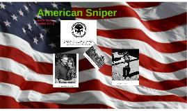 Copy of The American Sniper