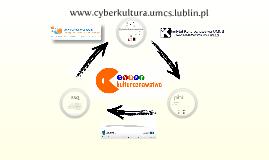 Copy of Cyberkulturoznawstwo prezentacja