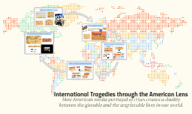 International Tragedies in American Media