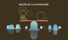 DISEÑO DE LA PLANEACION