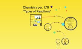 Chemistry per. 7/8
