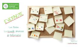 2015-02-22 Evernote Introduction : la nouvelle dimension de l'information
