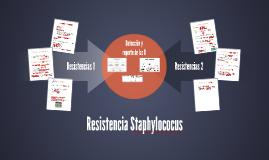 Resistencia Staphylococus