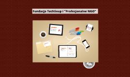 "Fundacja TechSoup i ""Profesjonalne NGO"""