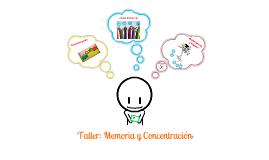 Taller Memoria y Concentración