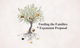 Feeding the Families