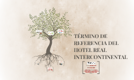 T.D.R HOTEL REAL INTERCONTINENTAL