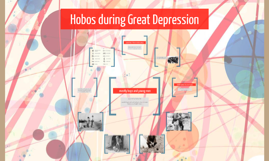 Hobos during Great Depression