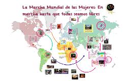 Copy of Marcha Mundial de las Mujeres