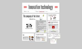 Innovation Tecnologhy