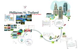 Phillipines Vs. Thailand