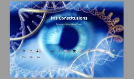 Copy of IRIDOLOGY