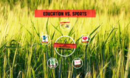Education Vs. sports