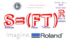 Copy of Copy of Roland DG: Persone, prodotti ed Immaginazione