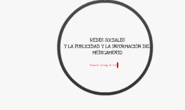 TEMA VIII. Las redes sociales y el medicamento