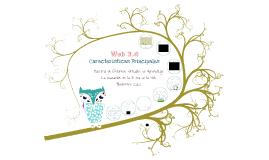 Copy of Características principales de la Web 3.0