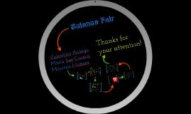 Science Fair - Valentina A - Maria Jose C - Mariana Munera