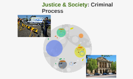 Justice & Society: Criminal Process
