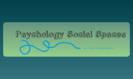 Psychology Social Spaces