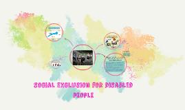 opportunity to work in handicapp people