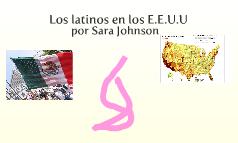 Los latinos en los E.E.U.U
