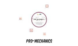 Pro-Mechanics