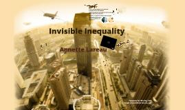 Invisible Inequality